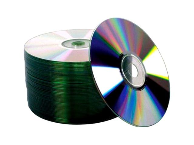 Диск, CD-R, 700Mb, 52х, Bulk, Master