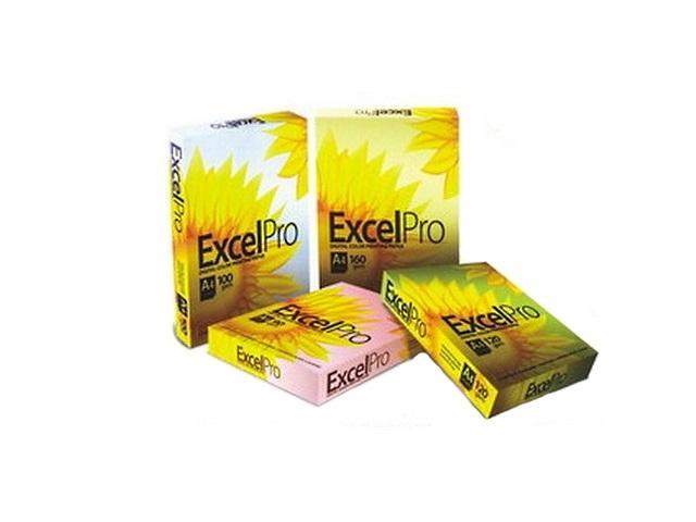Бумага А4, 250 г/м, 250 листов, класс А, Sun Flower, Excelpro
