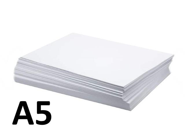 Бумага А5, 80 г/м, 500 листов, класс С