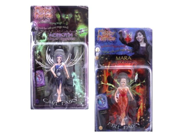 Кукла Фея, Flitter Fairies, на веревке, в коробке