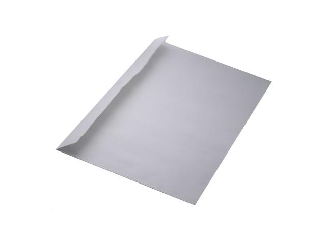 Конверт С4 СК (стрип), 90 г/м2 22.9*32.4 см белый с отрывной лентой, Эмика 2000