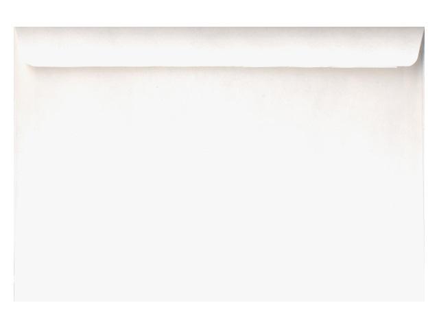 Конверт С5 СК (стрип) 80 г/м2 Ecopost белый с отрывной лентой, Эмика 2000