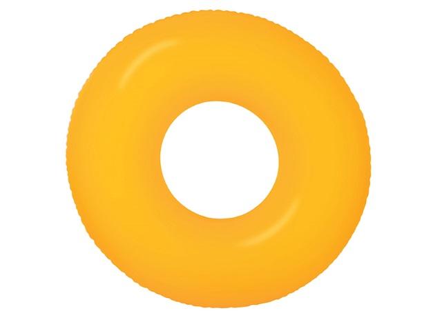 Круг, 91 см, неоновый, в пакете, Intex