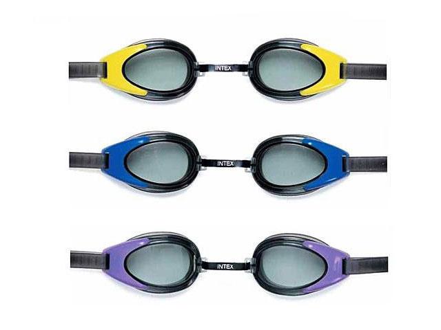 Очки для плавания, для детей от 14 лет, блистер, Intex