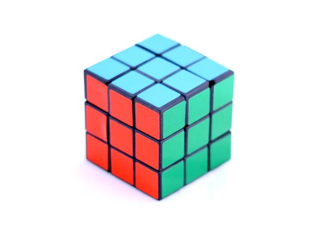 Кубик Рубика, 5*5*5см., в пакете