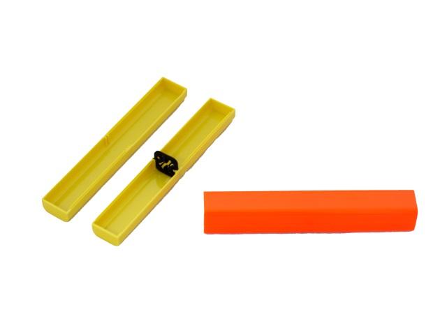 Футляр для ручки, пластиковый, оранжевый, Багамы, Josef Otten
