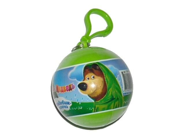 Дождевик Пончо, Маша и медведь, в шаре