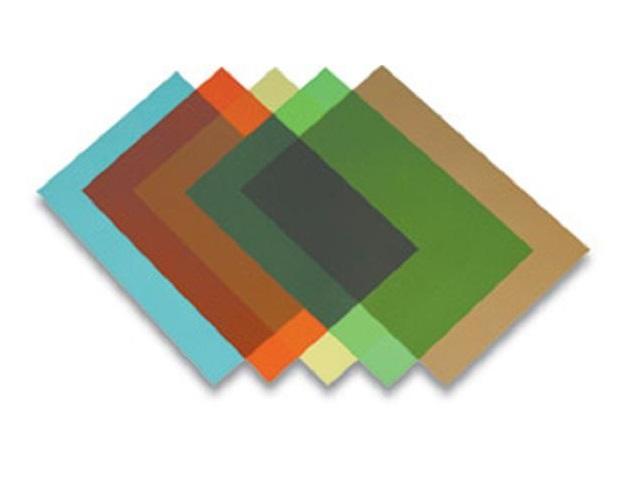 Обложки для брошюровки пластиковые, прозрачные, А4, 200 мкм, дымчатые, 100 шт., Transparent, Lamirel