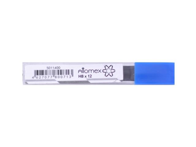 Грифели HВ 0.5 мм, Attomex 5011400
