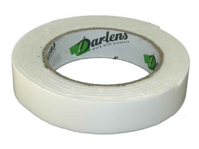 Скотч 24*2 м двухсторонний на пенной основе, Darlens DL-DRL00114