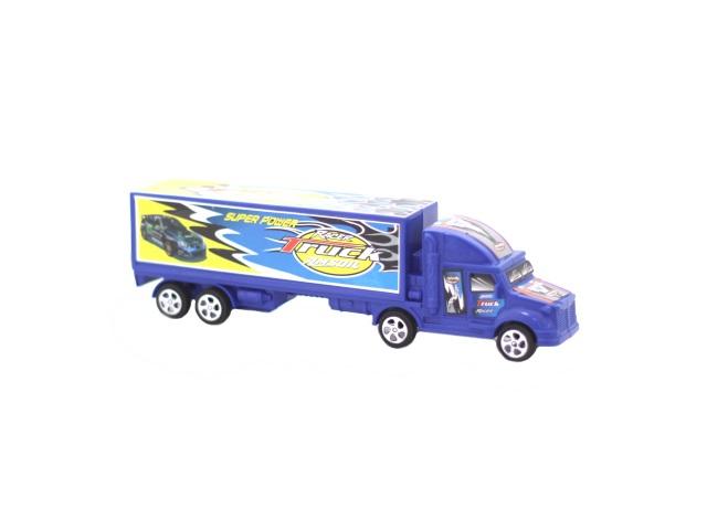 Машина инерционная, пластиковая, Грузовик, Truck, в пакете