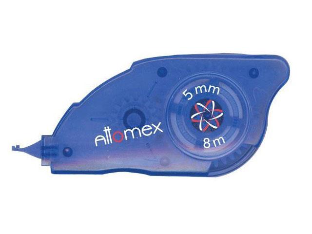 Корректор-лента 5 мм*8 м, евро подвес, Attomex 4062302