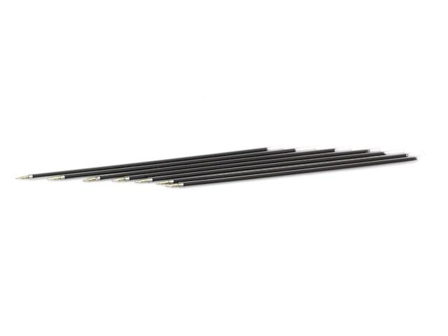 Стержень масляный 142 мм, черный 0.6 мм, Sponsor IBR600
