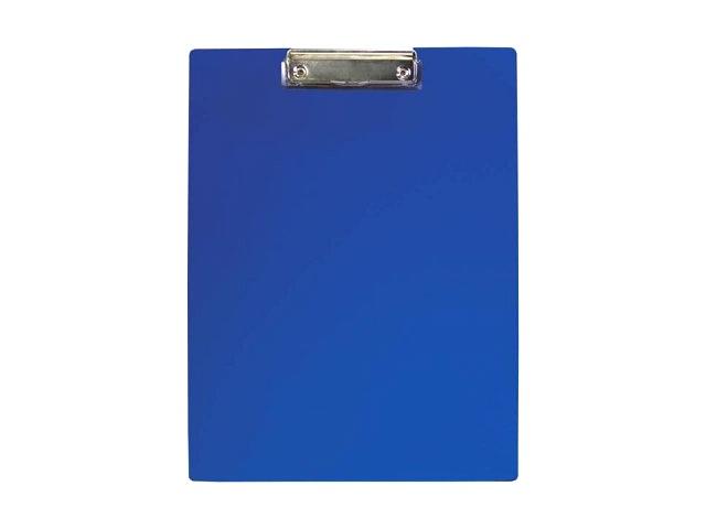 Планшет А4, пластиковый, синий, Kanzfile