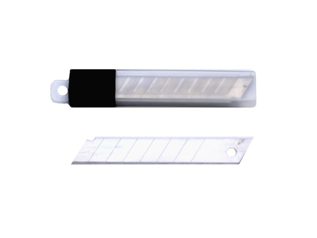 Лезвия к ножу 18 мм, 10 шт, DeVente 4092301