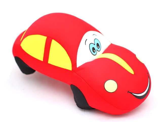 Мягкая игрушка, Подушка Машинка, антистресс, 35*20 см