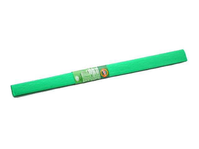 Бумага гофрированная зеленая 50*200 см, Koh-I-Noor 9755-18
