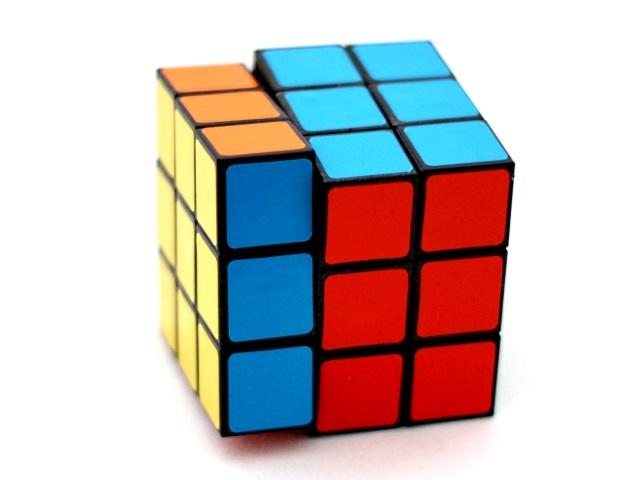 Кубик Рубика, 5.8*5.8*5.8см., в пакете