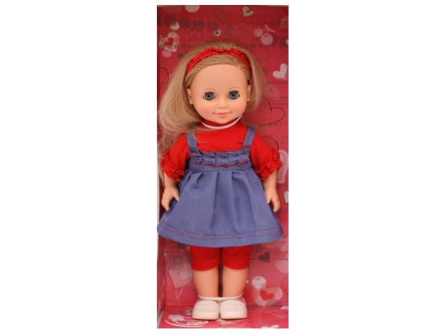 Кукла Анна, музыкальная, со звуком, в коробке, Весна