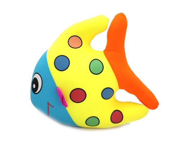 Мягкая игрушка, Рыба, антистресс, 24*35см.