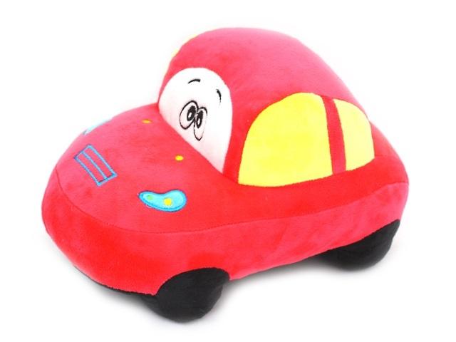Мягкая игрушка, Машинка, цвета ассорти, 25*20см.