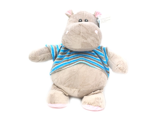 Мягкая игрушка, Бегемот, 35*30см., Angel Toys