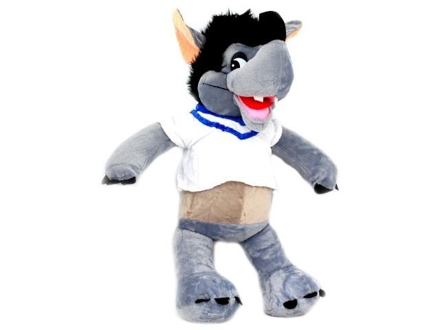 Мягкая игрушка, Волк, 65*45см., Angel Toys