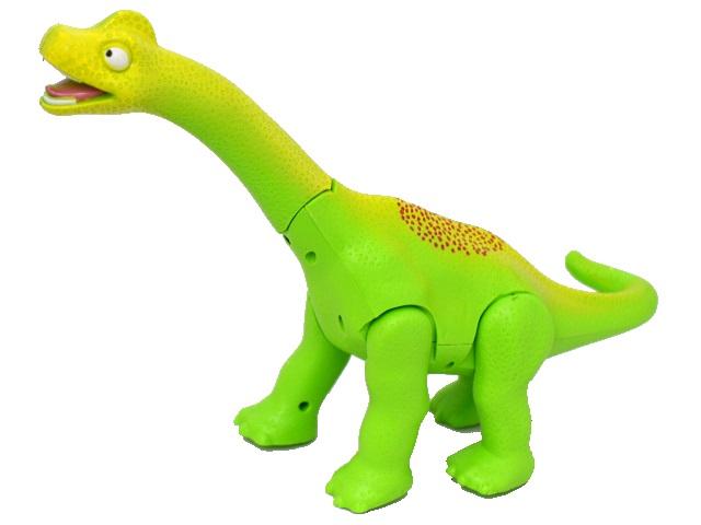 Музыкальная игрушка Динозавр, на батарейках, в коробке, Qinzhengyuan