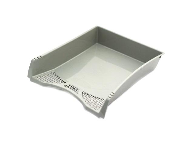 Лоток горизонтальный Paper Tray, серый, Workmate 044000503