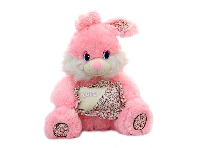 Мягкая игрушка, Заяц, 50*40см., Angel Toys