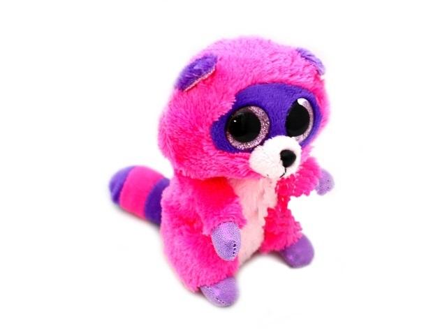 Мягкая игрушка, Глазастики, 14*8 см, на присоске, Roxie