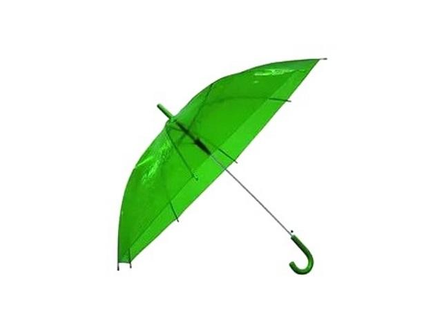 Зонт цветной 75 см, в пакете