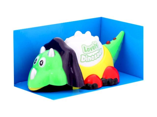Музыкальная игрушка Дракон, пластиковый, в коробке, Tongde