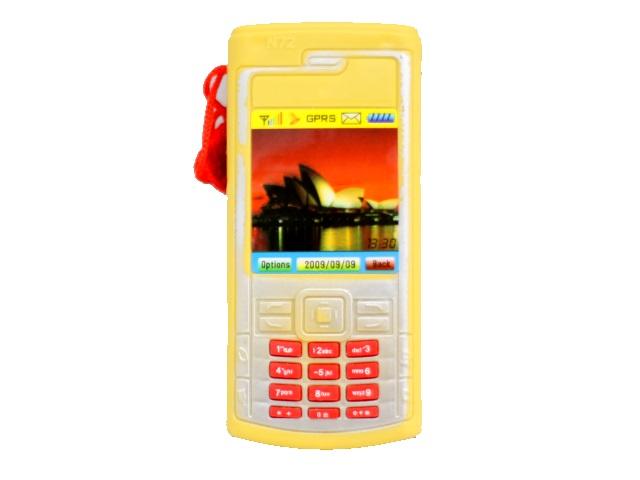 Телефон, музыкальный, пластиковый, N72, в коробке, Tongde