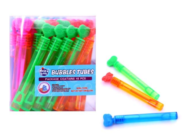 Пузыри мыльные, гелевые, Bubbles Tubes, в коробке