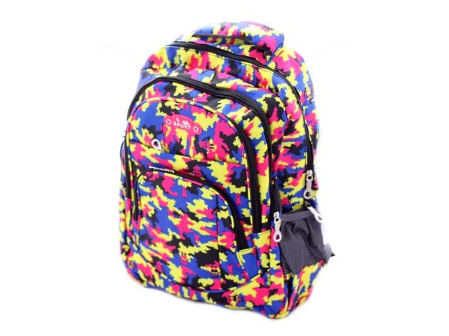 Рюкзак 44*29.5*19 см, сегментированный камуфляж, цвета ассорти, Sport, Basir