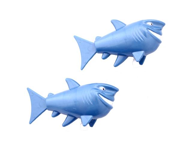Заводная водоплавающая игрушка Акула в коробке, Tongde, арт. YS1378-2D