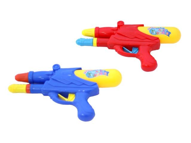 Пистолет водяной, Бластер, пластиковый, 24см., в пакете, Tongde