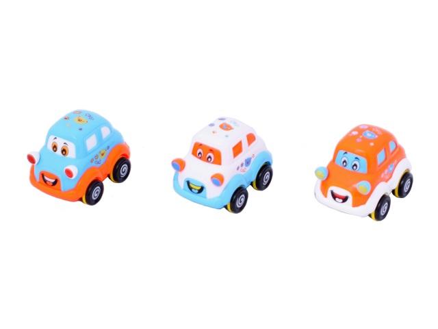 Машина инерционная, пластиковая, Compact Car, в коробке