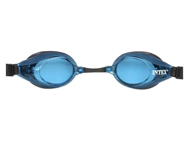 Очки для плавания, для детей от 8 лет, в пластиковой коробке, Intex