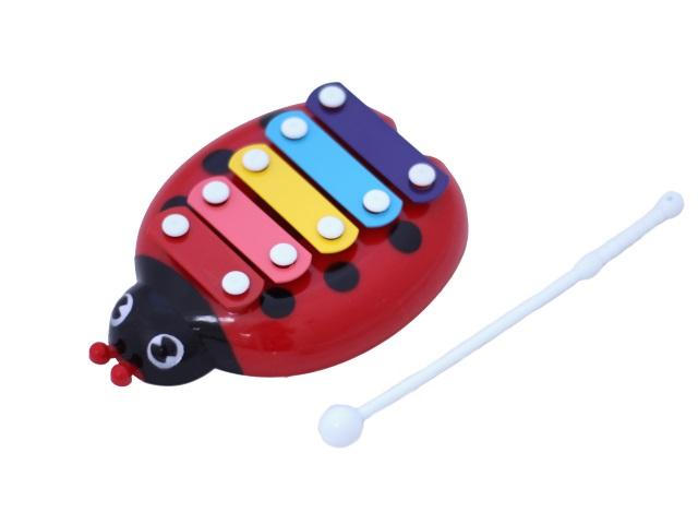 Ксилофон пластиковый, Music Maker, в пакете, Qinzhengyuan