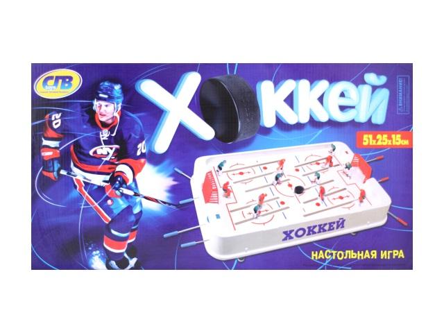 Настольная игра Хоккей в коробке, Qinzhengyuan 0701