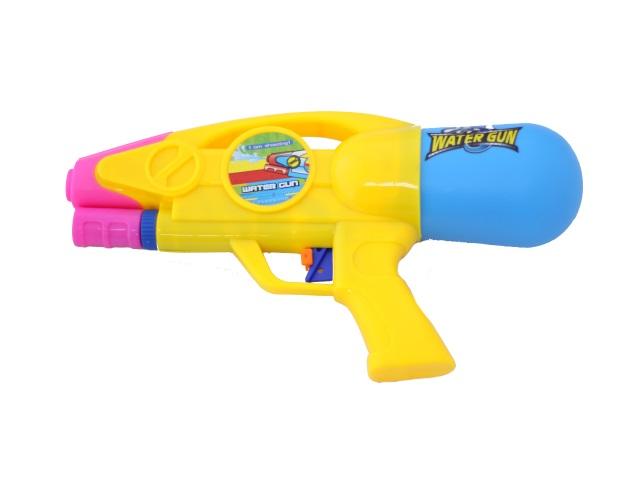 Пистолет водяной, Бластер, пластиковый, 26 см, в пакете, Qinzhengyuan