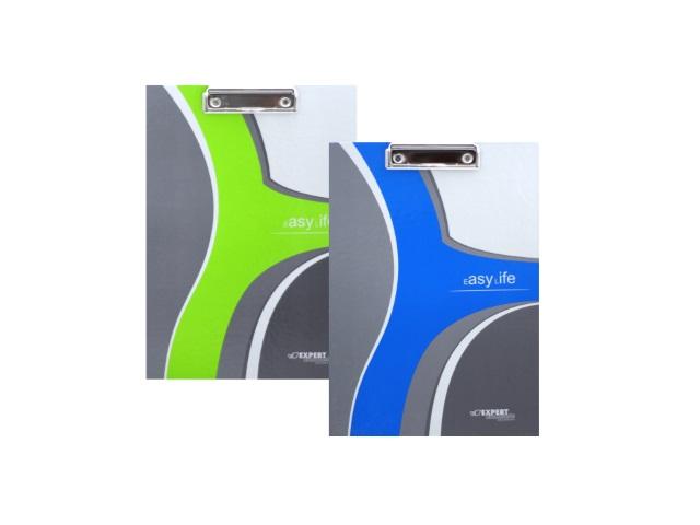Планшет А4, ламинированный картон, цвета в ассортименте, EasyLife, Expert Complete