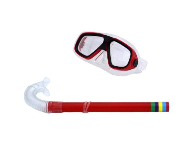 Набор для плавания 2 предмета (маска, трубка), в пакете, Sainteve