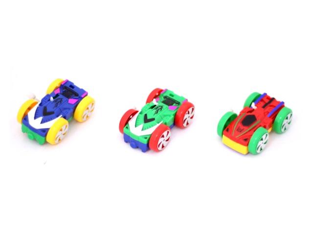 Заводная игрушка, Машина Перевертыш, Tip Lorry, в коробке