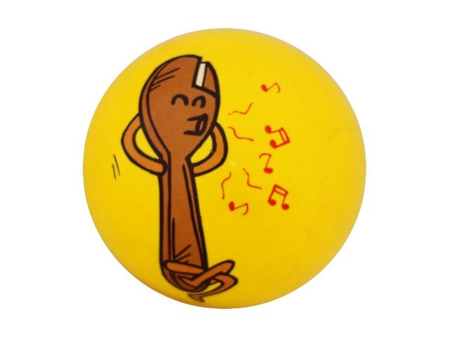 Мяч детский резиновый 21 см с рисунком М01116