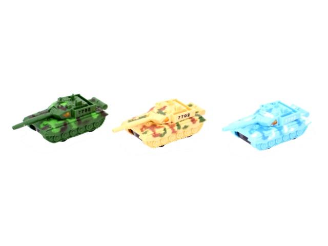 Танк на бат инерц пласт Tanks звук свет в кор 14.5см
