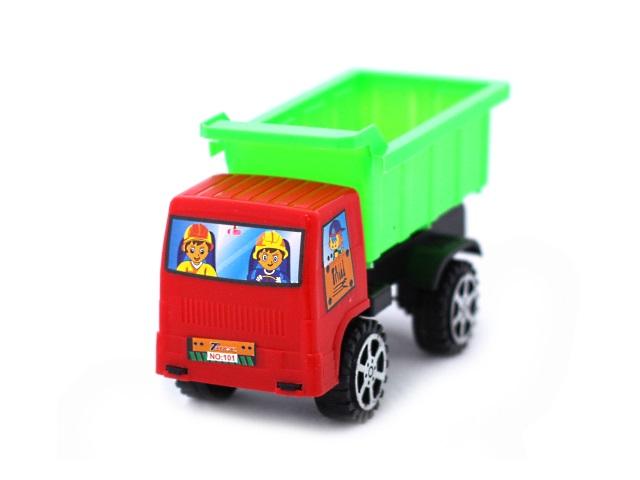 Машина инерц пласт ТракторToys в пак 16см
