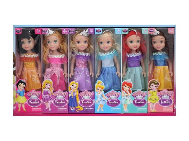 Кукла Принцесса My First в кор 25см